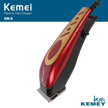 Kemei Electrical Hair Clipper Barber Private Hair Trimmers Salon Skilled Grownup New Razor Hair Trimmer Styling Instruments For Hair
