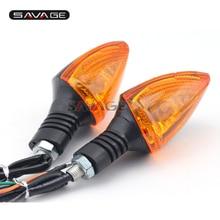 For KTM 690 SMC/SMC-R/LC4 Supermoto/DUKE/R Motorcycle Front/Rear Turn Signal Indicator Light Blinker Lamp Bulb Clear/Amber