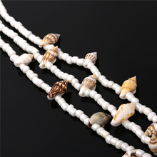 Dolphin Shell Necklace For Women Ocean Jewelry Party Gift 2016 Fashion European American Style Natural Shell Maxi Necklace N1716