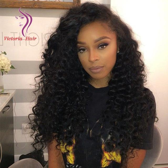 Victoria Hair Company 3 Bundles Deep Wave Malaysian Hair 18 20 22