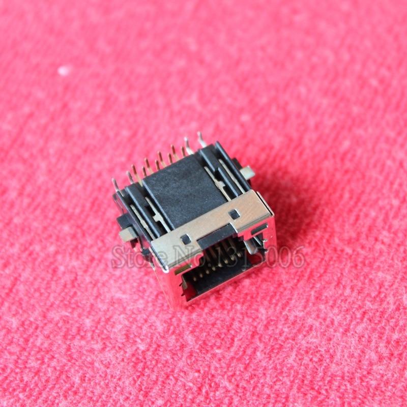 Cable Length: 2PCS Computer Cables New Laptop RJ45 Socket Connector LAN Jack Ethernet Port for Acer Aspire 4740 5740 as4740 4740g 5336 5340 5542 5536 5738z