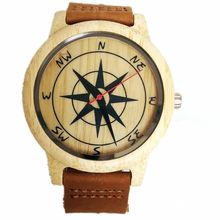 hot deal buy ladies wrist watches bamboo wood quartz women watches  analog casual  fashion bamboo wooden mens watches