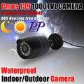 1000TVL CMOS с ИК-Фильтр Переключатель 24 шт. ИК-светодиодов День/ночь водонепроницаемые внутреннего/наружного камеры ВИДЕОНАБЛЮДЕНИЯ с кронштейн бесплатный shpping