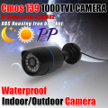 1000TVL CMOS with IR-CUT Filter Switch 24pcs IR leds Day/night waterproof indoor /outdoor CCTV camera with bracket free shpping