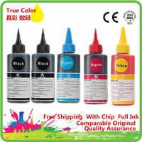 Spezialisiert BCI-320 Refill Tinte Kit Für Canon Drucker MP990 MP640 MP560 MP550 MP980 MP630 MP620 MP540 MX860 MX870 IP4600 IP4700
