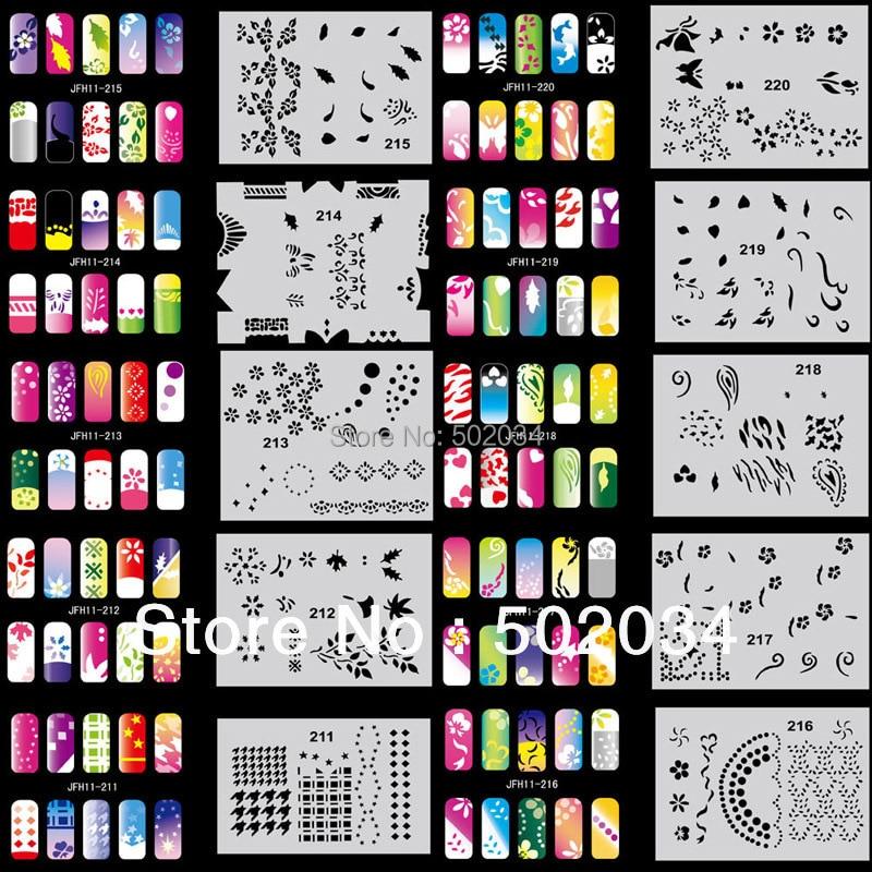 Konad Sting Nail Art Professional Salon Case Ii