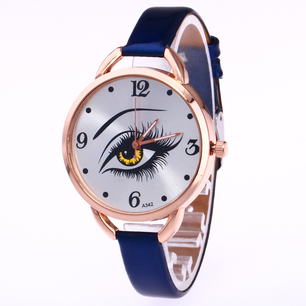 woman watch 2019 fashion casual Jewelry bracelet wrist watches for women leather analog quartz watch ladies clock dames horloges in Women 39 s Watches from Watches