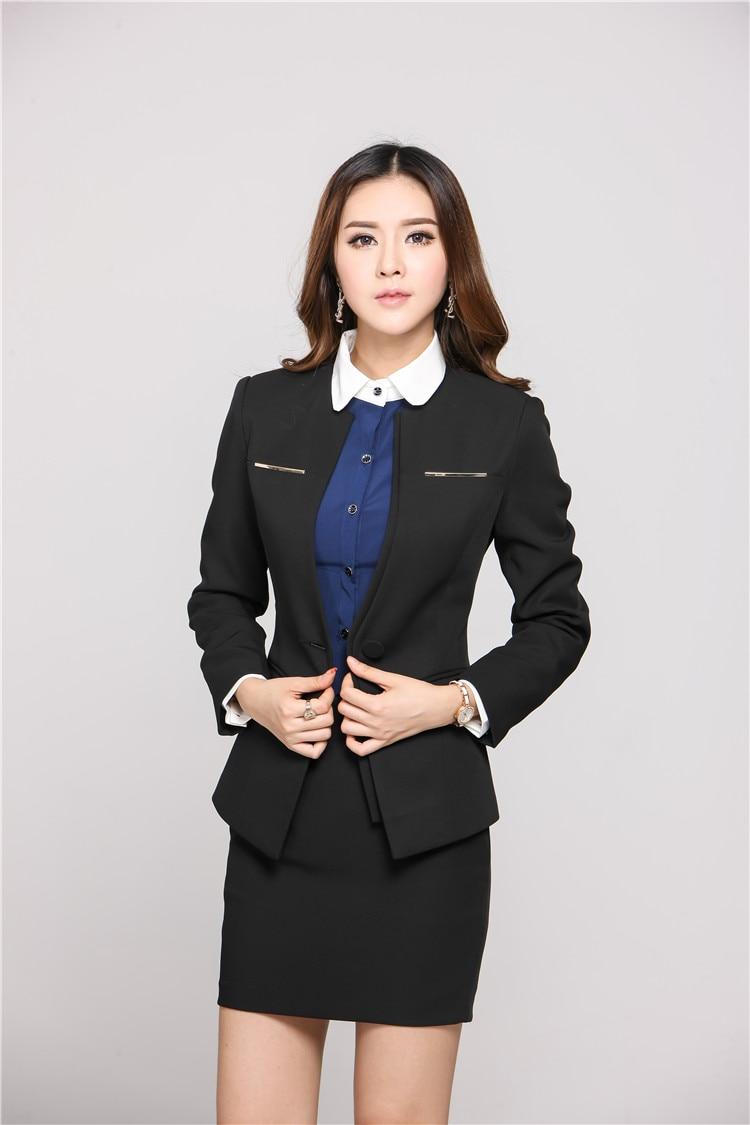 new plus size 4xl professional business women work wear