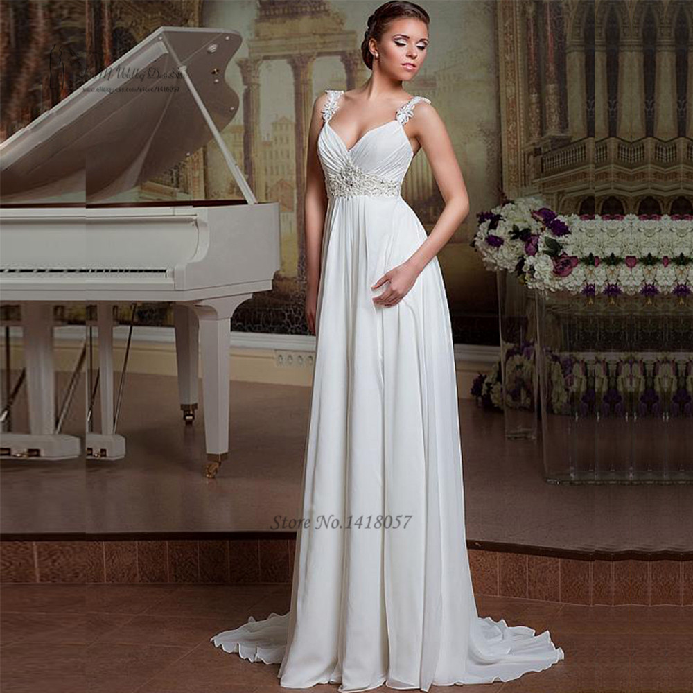 Affordable Maternity Wedding Gowns: Plus Size Ivory Empire Maternity Wedding Dresses 2016 Lace