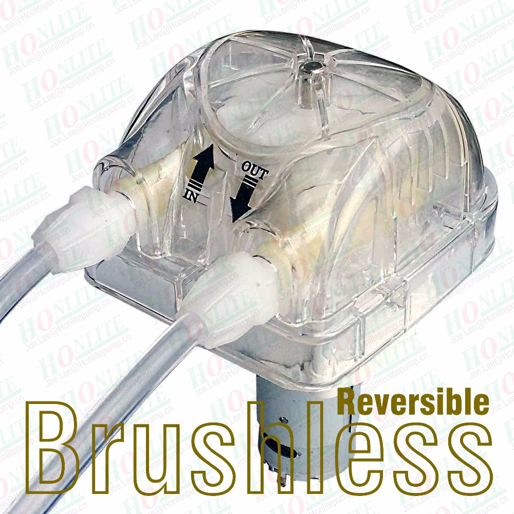1200ml/min, 3 rollers, 12V Brushless Peristaltic Pump with Exchangeable Pump Head and FDA approved PharMed BPT peristaltic tube industrial peristaltic pump n6 3l 0 211 3600 ml min 0 1 600 rpm rs485