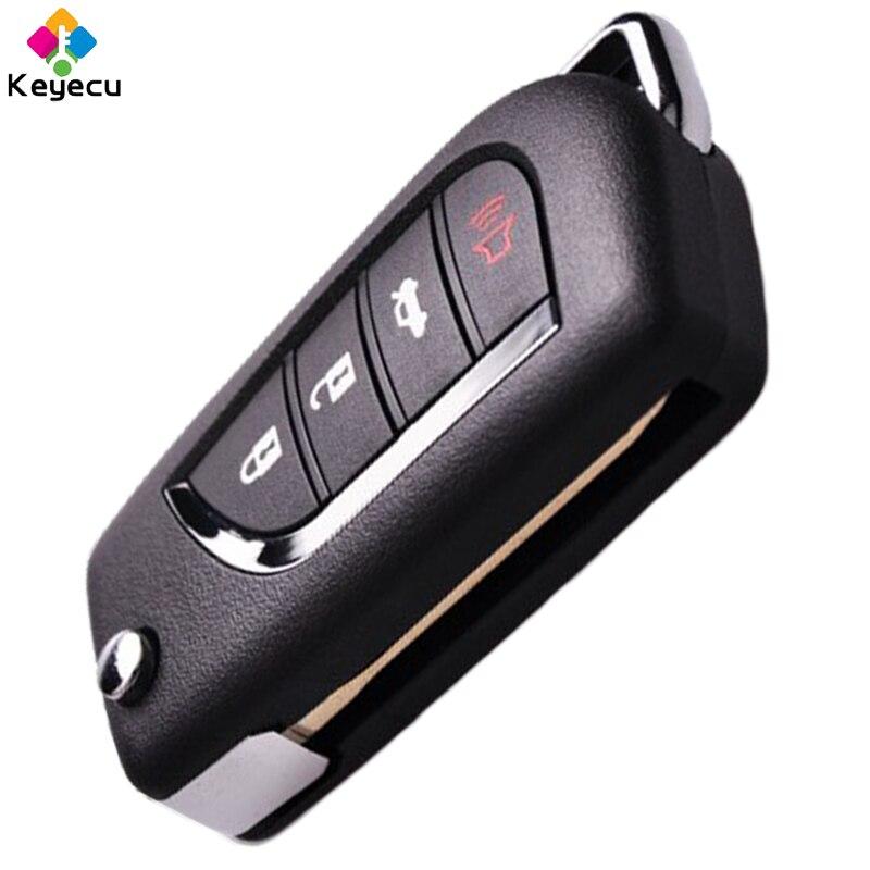 Upgraded 314MHz H Remote Key 2+1 Button for Toyota RAV4 Prius C//V 2014-2016