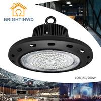 Industrial Led High Bay Light Bulbs Aluminum Powered Leds 200w 150w Industriele Verlichting Lighting Akvaryum Aydinlatma