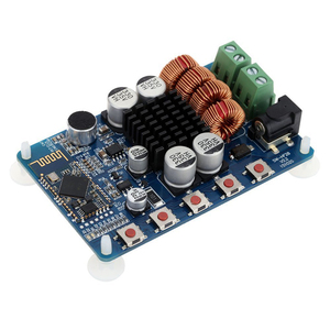 Image 4 - Aokin TPA3116 Bluetooth Empfänger Verstärker Bord Bluetooth 4,0 Power Verstärker TPA3116/3118 Verstärker
