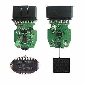 Image 3 - のための専門 VAG K + can 1.4 フルバージョン司令官 PIC18F25K80 + FTDI FT232RQ チップ OBD 車診断アウディ /VW/シュコダ/シート