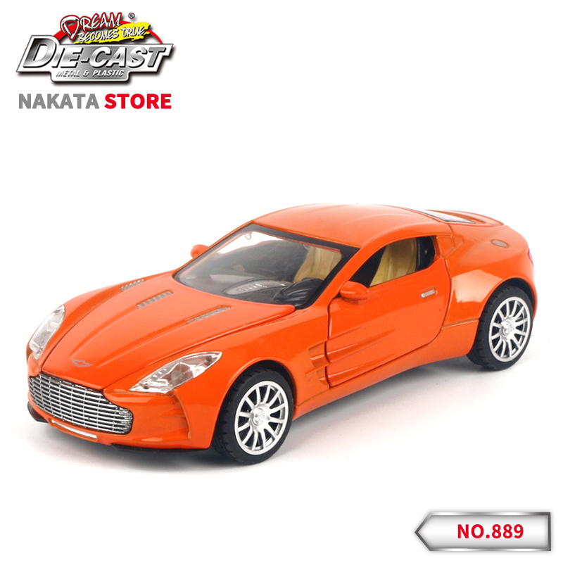 Collectible Alloy Diecast 1/32 Cars Replica Electronic