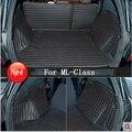 Bom e esteiras tronco especial para Mercedes Benz ML350 botas durável impermeável tapetes para ML 350