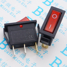 Ultra-thin KCD3 three feet become warped board band 2 form the cooker 15 a electric rice cooker switch with light red