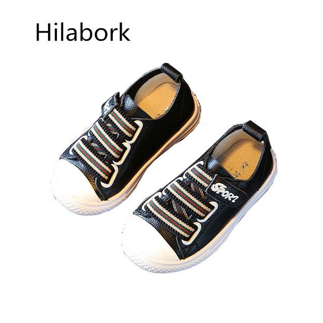 2017 primavera nueva children's1-3 años de edad, niñas de alta calidad de cuero casual shoes moda de encaje transpirable cómodo shoes