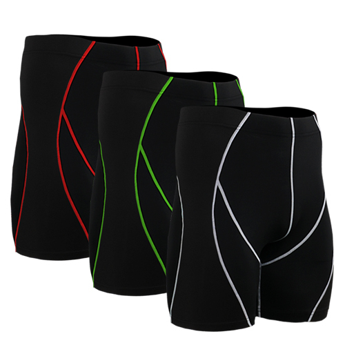 2017 basketball running short big and tall shorts Top quality workout gear sport men shorts boxers pro tight compression shorts