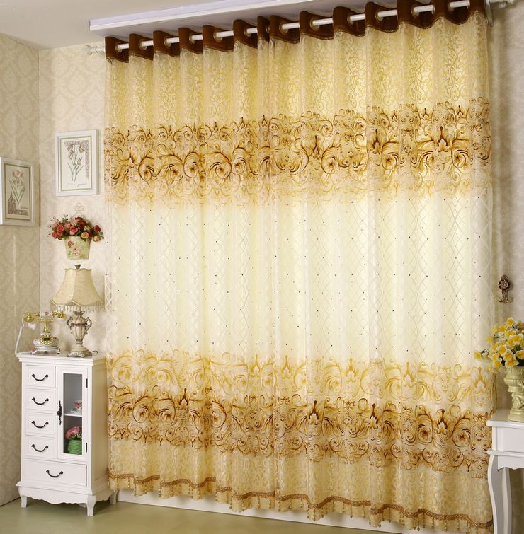 tienda online cortinas caseras para windows decoracin amarillo gris pteris tul de cortina cortinas para sala de estar dormitorio colores ciego