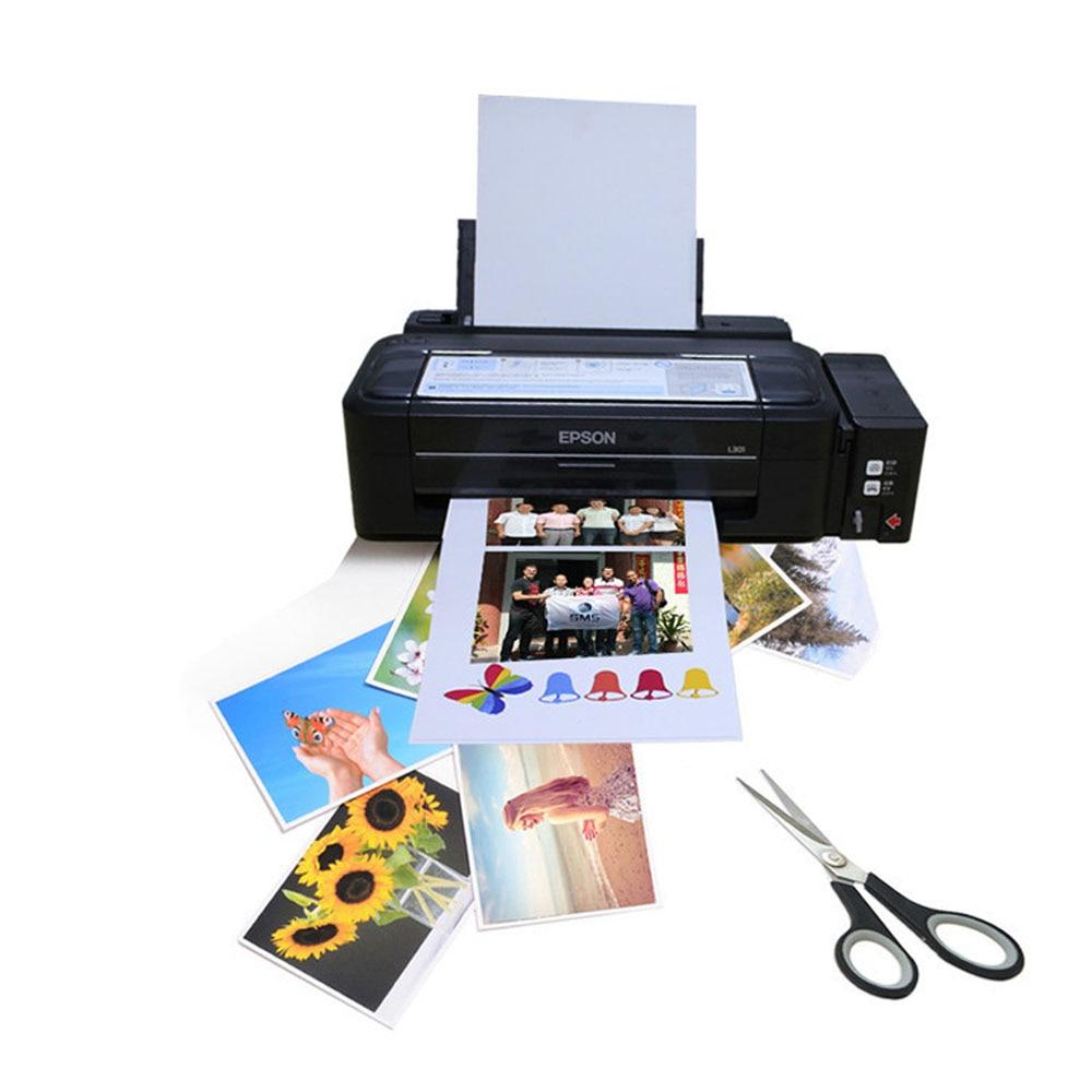 бумага для печати фотографий на струйном принтере нужно подбирать