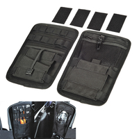 Motorcycle Accessories Saddlebag Inner Toolkit Liners Toolbags Case for Harley Davidson All Touring Road King Glide Street