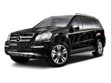 Free Shipping 13Pcs/Lot Xenon White Canbus Package Kit LED Interior Lights For Mercedes GlX 164
