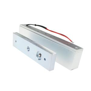 Image 4 - 60/180/280 كجم قفل مغناطيسي إلكتروني مقاوم للماء قفل التحكم الكهربائي مغلق عادة لملحقات التحكم في الوصول الشقة