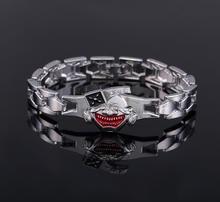 Tokyo Ghoul Logo Steel Bracelet