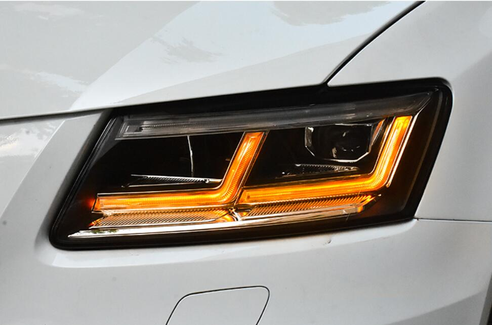 Led20092018car Styling For Aude Q5 Headlightscar Accessoriesq5