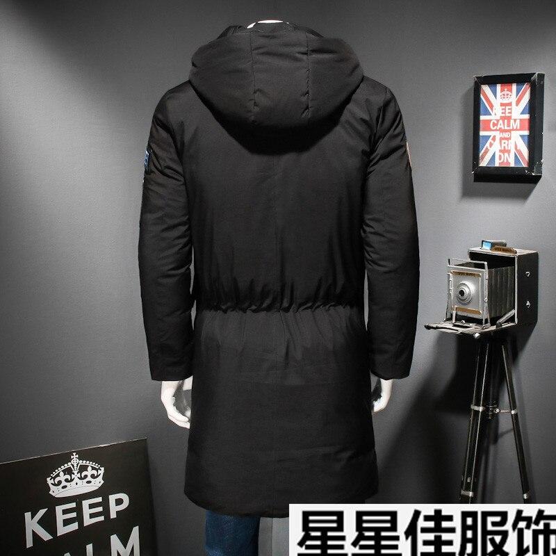 Poches Marque X 9xl Manteaux D'affaires Grandes Chaud Manteau long 6xl Coupe Épais 10xl 8xl D'hiver Homme Black Outwear vent Vestes Parkas Hommes BtwT8Snq