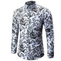 2018 Spring Shirt Men Fashion Long Sleeves Shirts Brand 16 Colors Men S Dress Shirt Camisa