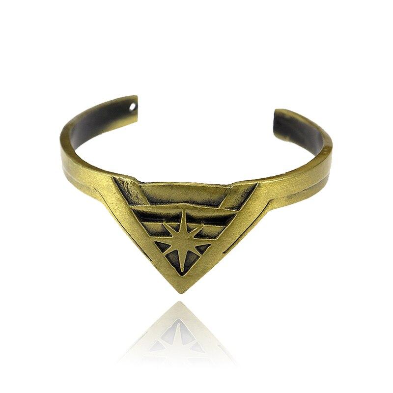DC Comics Wonder Woman Movie Diana Prince Tiara Bracelet Bangles Cuff Cosplay