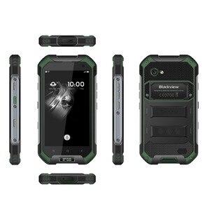 "Image 5 - Blackview BV6000S Original 4.7 ""IP68 กันน้ำโทรศัพท์มือถือ 2GB + 16GB 13.0MP 4500mAh Dual SIM 4G TOUGH มาร์ทโฟน"