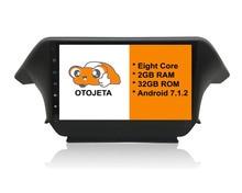 Восемь основных Android 7.1.2 otojeta автомобильный DVD для Honda Одиссея 2009-2014 сенсорный экран радио BT GPS-навигации 1080 P DVR /WI-FI/3G/4 г