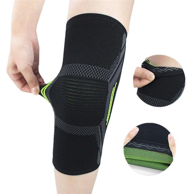 Non-Slip Professional Padded Knee Strap