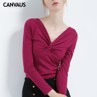 CANVAUS special top clothing,basic cotton t shirt, ...