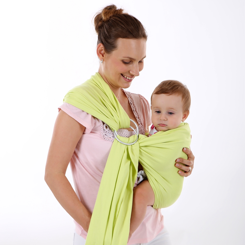 Backpacks & Carriers Mother & Kids Original Baby Sling Stretchy Wrap Carrier Adjustable Infant Comfortable Breathable Baby Slings Beach Towel Baby Wrap Carrier New