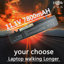 HSW 9cells Laptop Battery for Samsung 355V5X AA-PB9NC6B R580 R522 AA-PB9NC6W AA-PB9NS6B AA-PL9NC6B Q320 R428 NP355V4C bateria
