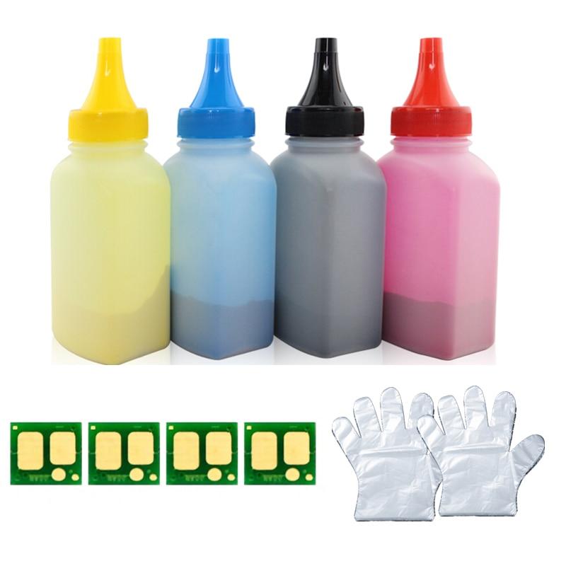 Color Toner Powder with 4 color toner chips Compatible for HP LaserJet Jel Pro M154 MFP M180 M180n M181 M181fw CF510A 204AColor Toner Powder with 4 color toner chips Compatible for HP LaserJet Jel Pro M154 MFP M180 M180n M181 M181fw CF510A 204A