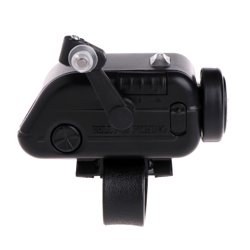 High Sensitive Fish Bite Alarm Adjustable Volume Fishing Rod Signal Device Bait Alertor