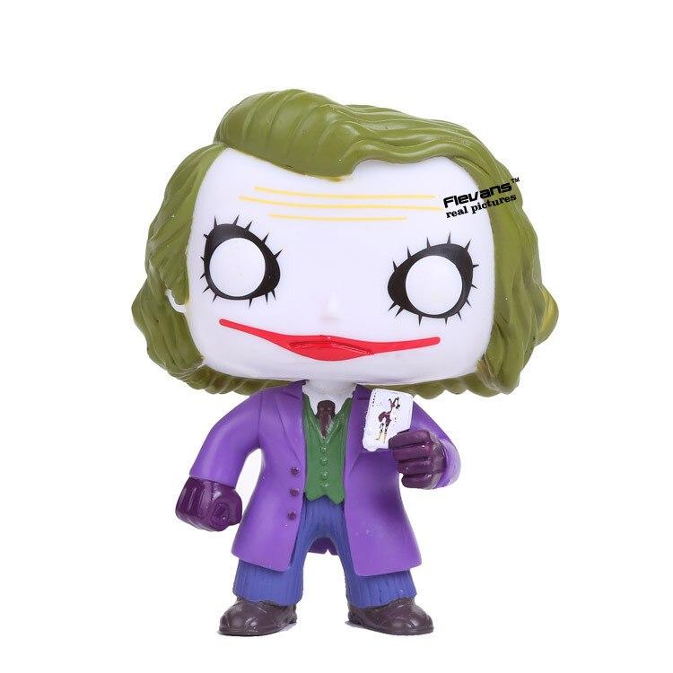 ФОТО funko pop batman the joker #36 pvc action figure collection toy 12cm fkfg119