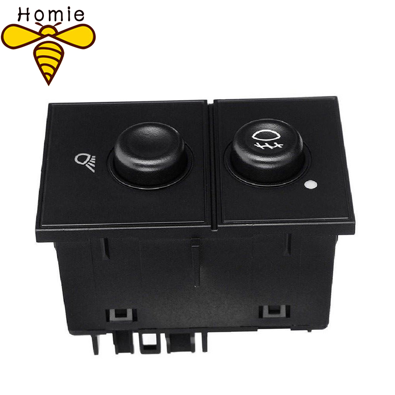 NEW Brand 15143597 OEM Fog Light Cargo Lamp Switch For Chevrolet Silverado GMC Sierra D7096C 15076588