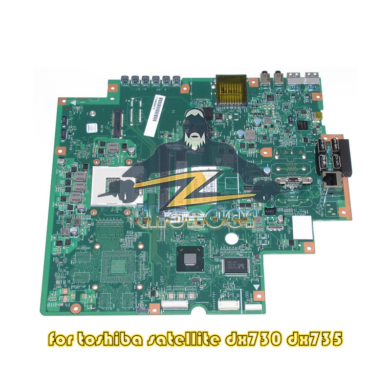 T000025050 for toshiba satellite DX730 DX735 laptop motherboard HM65 GMA HD3000 DDR3