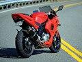 Hyosung GT650R Красный Sport Bike Мотоцикл Искусство Огромный Печати Плаката TXHOME D6527