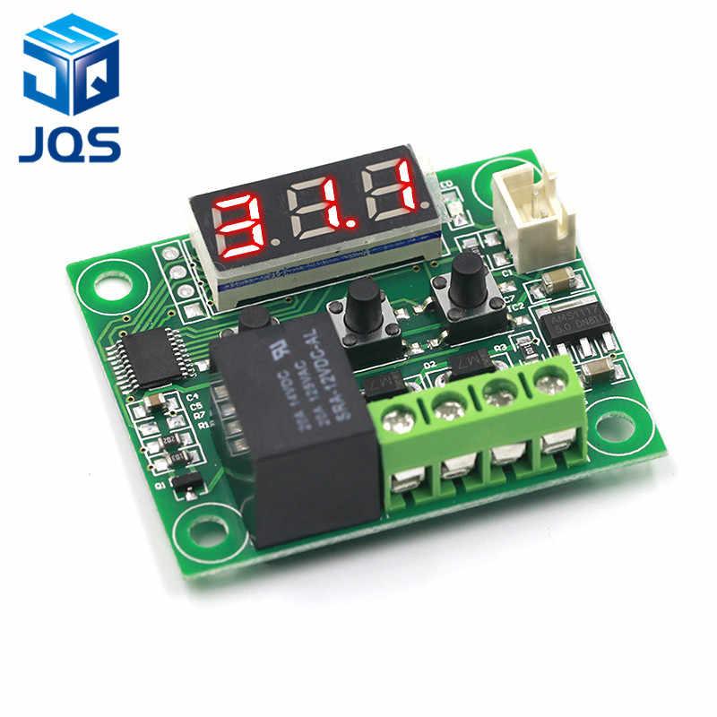 W1209 DC 12 V chaleur température froide thermostat interrupteur de contrôle de température régulateur de température thermomètre thermo contrôleur