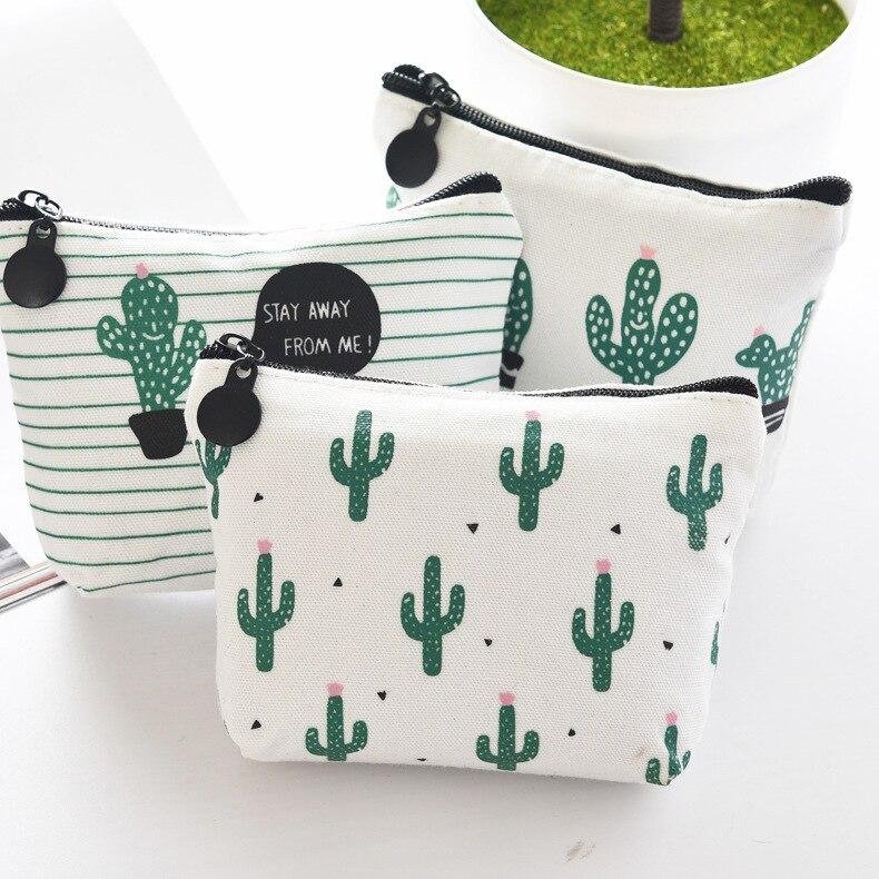 2018 cosmetic organizer bag  Cactus Cosmetic Bag Fashion Women Brand makeup bag2018 cosmetic organizer bag  Cactus Cosmetic Bag Fashion Women Brand makeup bag