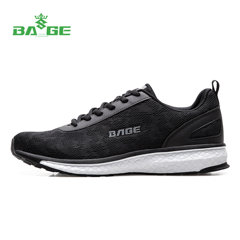 ФОТО Bage Breathable Running Shoes for Men 2016 New Winter Sport Shoes Men Trainers Comfort Sneakers Men Walking Shoes zapatos hombre