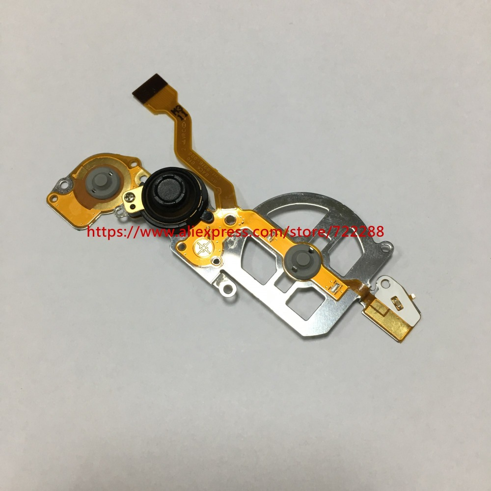 Repair Parts For Canon EOS 5D Mark III Rear Cover Joystick Multi Controller Button Replacement Flex