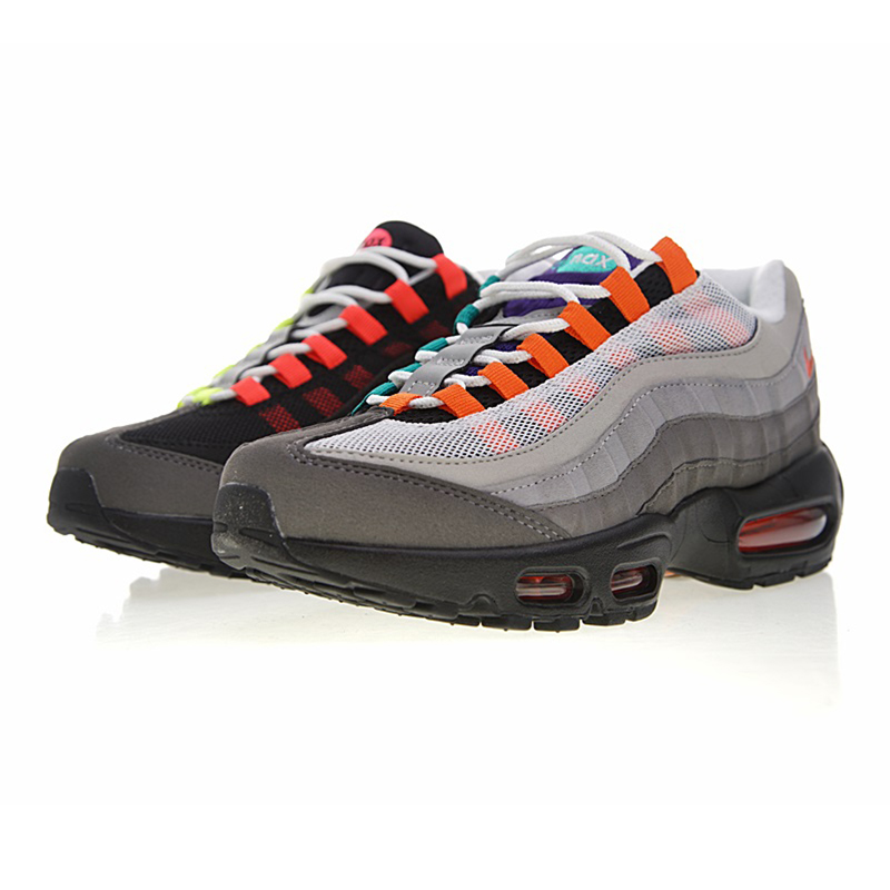 low priced 8ec43 97fec NIKE AIR MAX 95 OG QS Men s Running Shoes,Outdoor Sneakers Shoes,Absorption  Lightweight Breathable Shock 810374 078